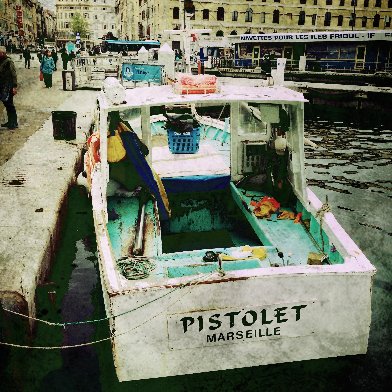 Pistolet - Marseille