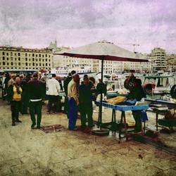 Fish Market Marseille