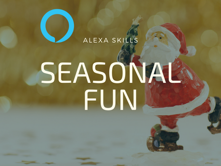 Santa Gets People Using Alexa