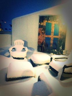 Swiss Snow_Summer House