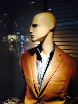 Mr Mannequin