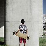 Männlich Skater