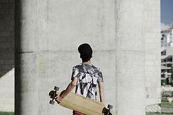 patinador de sexo masculino