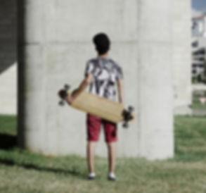 Dreng Skater