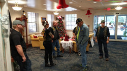 2015 Sims Veterans Home Donation