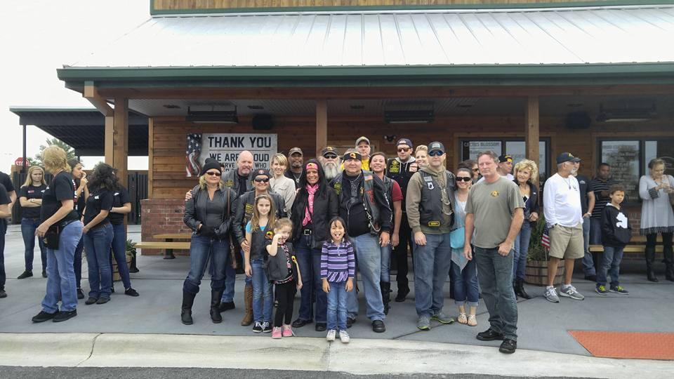 Texas Roadhouse Memorial Day