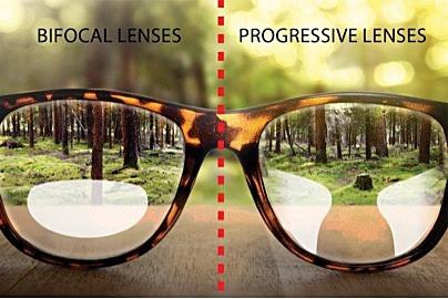 เลือกแบบไหนดี - เลนส์สองชั้น (Bifocal) vs เลนส์โปรเกรสซีฟ (progressive) ไร้รอยต่อ