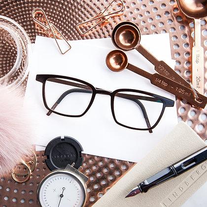 Eyeglasses LINDBERG : ACETANIUM 1250 - Brown
