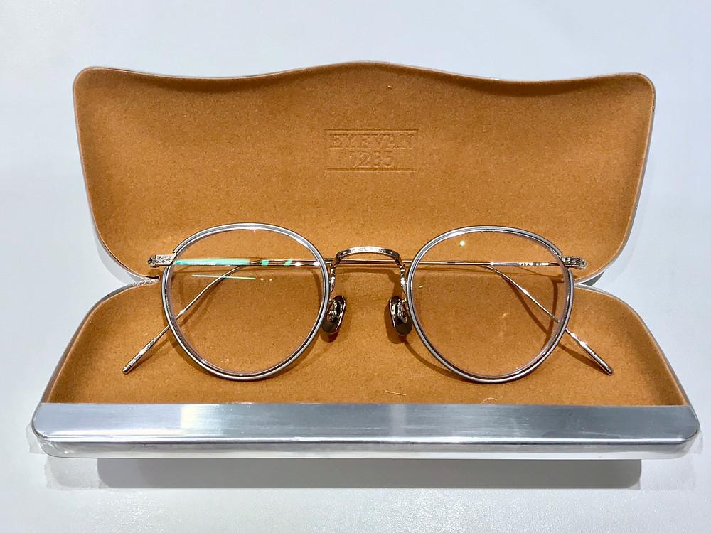 Occura รีวิวตัดแว่นเลนส์ Single Vision Tokai Double Aspheric กรอบแว่นตา Eyevan 7285