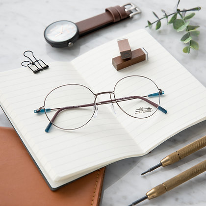 Eyeglasses SILHOUETTE : 5509