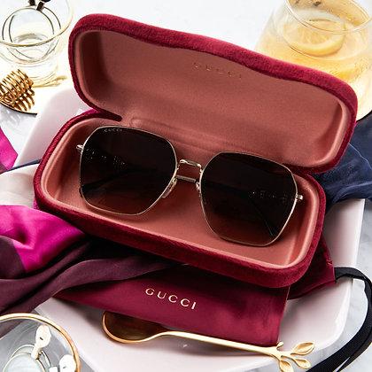 แว่นกันแดด GUCCI : GG0882SA