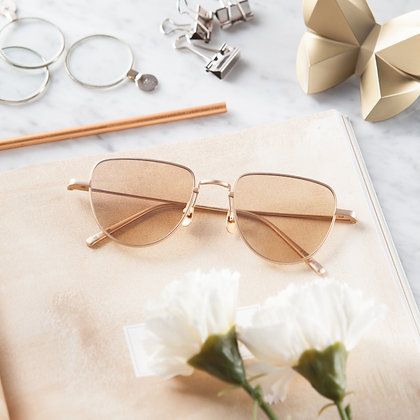 Sunglasses STEALER : Prairie - Gold