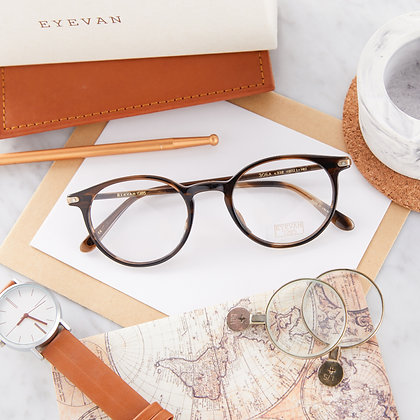 กรอบแว่นสายตา EYEVAN 7285 : 306 - Brown