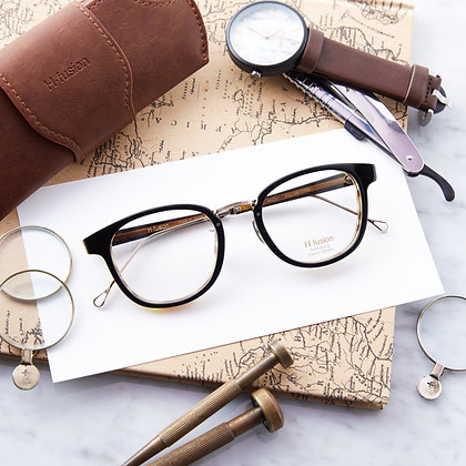 กรอบแว่นสายตา H FUSION : 129 - Col.06