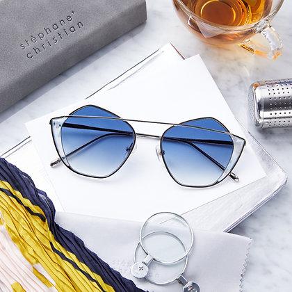 แว่นกันแดด STEPHANE CHRISTIAN : Star Candy Blue