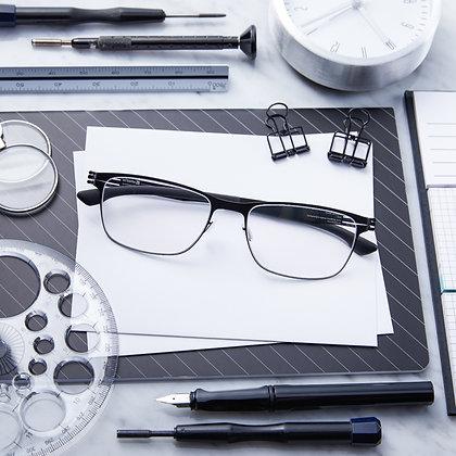 Eyeglasses IC! BERLIN : Dennis N.