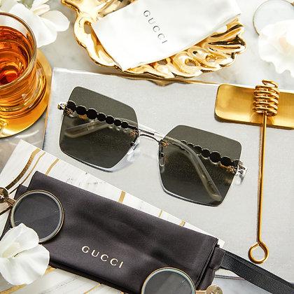แว่นกันแดด GUCCI : GG0644S - 001