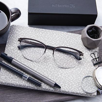 Eyeglasses IC! BERLIN : The Ingenue - Teak