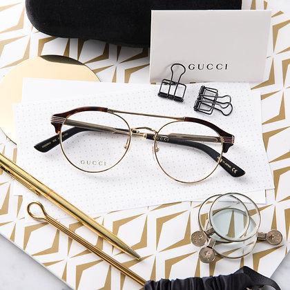 กรอบแว่นสายตา GUCCI : GG02890