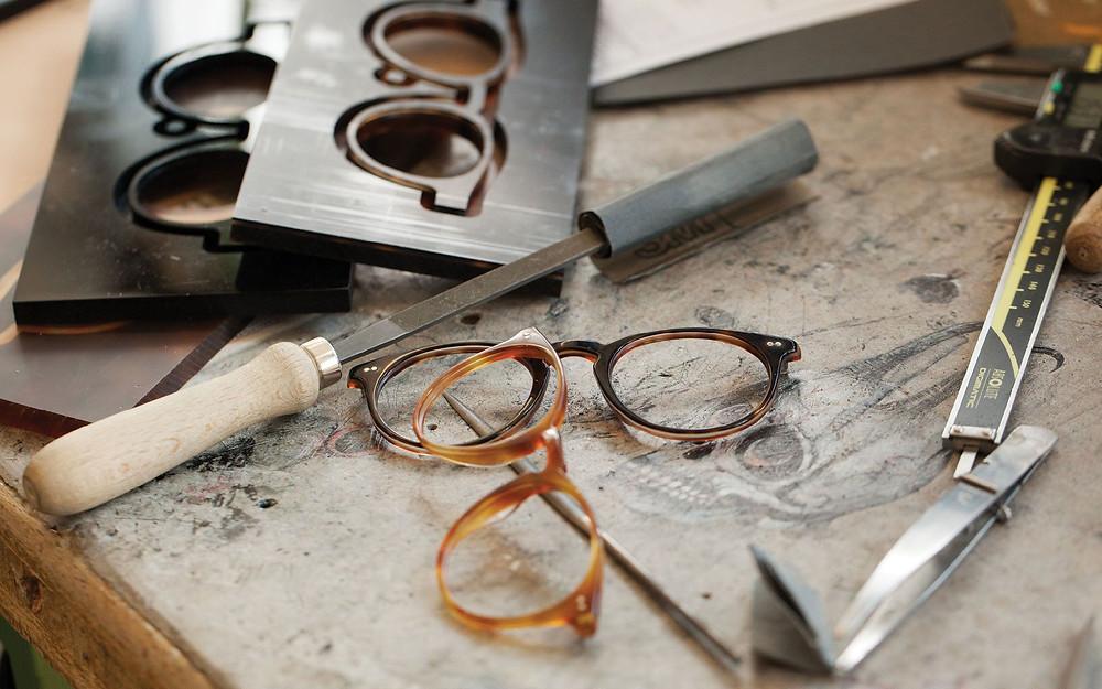 กรอบแว่นตา Oliver Peoples