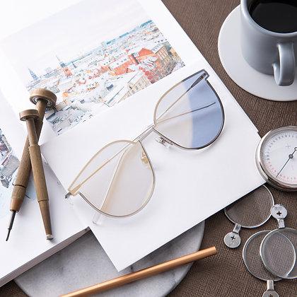 แว่นกันแดด CONTEM : Andrea - Yellow