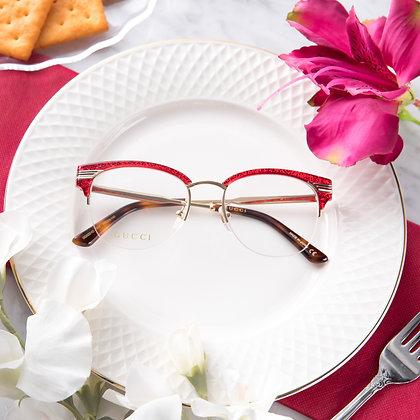 กรอบแว่นสายตา GUCCI : GG02010