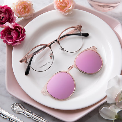 Eyeglasses GUILCHY : 8026 - Pink