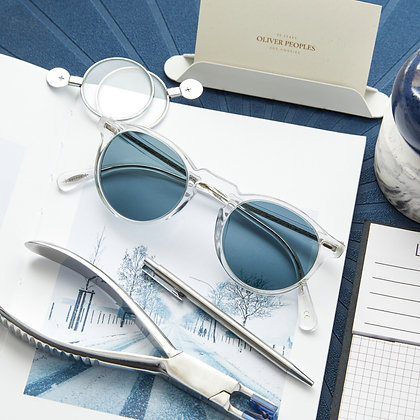 แว่นกันแดด OLIVER PEOPLES : Gregory Peck Sun