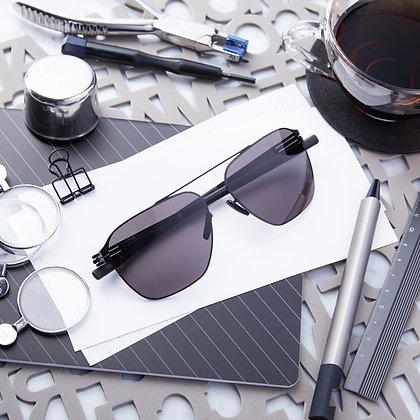 แว่นกันแดด IC! BERLIN : Jonathan I. - Black