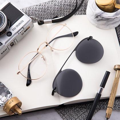 กรอบแว่นสายตา GUILCHY : DC3040Y - C2