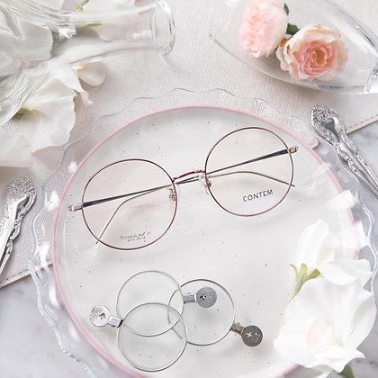กรอบแว่นสายตา CONTEM : 6714 - C2