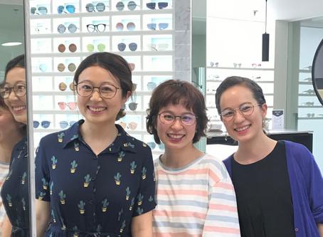 รีวิวประสบการณ์ตัดแว่นกับร้านโอคูระ  เลนส์สายตา Single Vision Aspheric Lens กรอบแว่น Silhouette และ