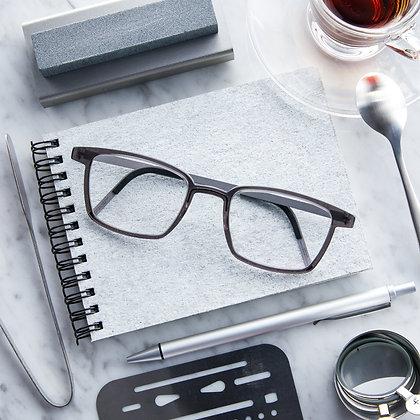 Eyeglasses LINDBERG : ACETANIUM 1250 - Black