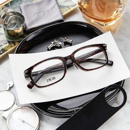 กรอบแว่นสายตา Dior : Black Suit O SJ - 2000