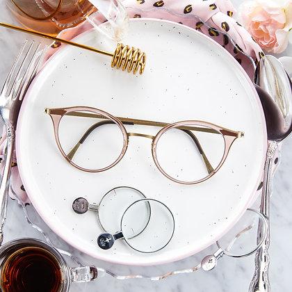 Eyeglasses LINDBERG : STRIP 9728 - Gold