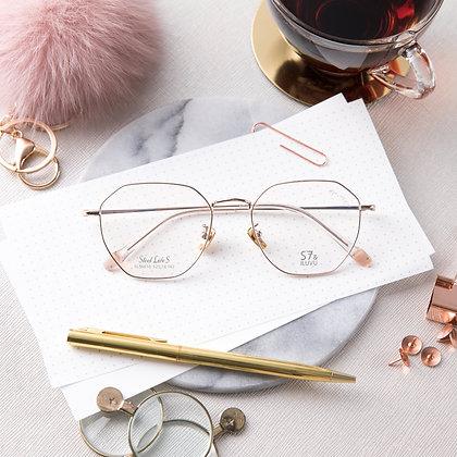 กรอบแว่นสายตา STEEL LIFE : SLS6010 - C02