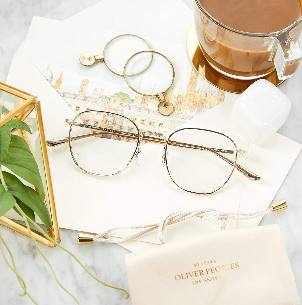 กรอบแว่นตา OLIVER PEOPLES : Board Meeting