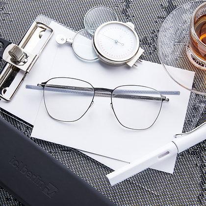 Eyeglasses IC! BERLIN : Biswind - Chrome