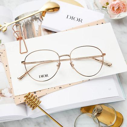 กรอบแว่นสายตา Dior : Gem Dior O RU - E000