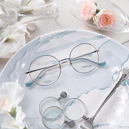 กรอบแว่นสายตา CONTEM : 6714 - C4