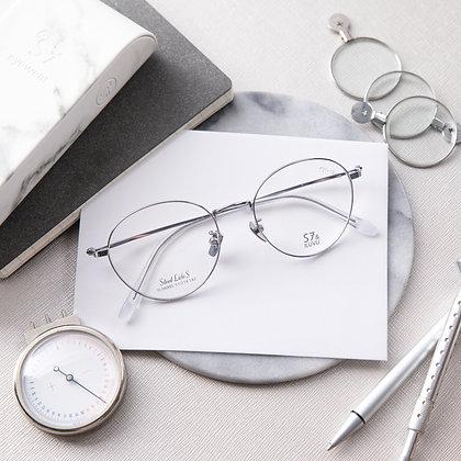 กรอบแว่นสายตา STEEL LIFE : SLS6005 - C03
