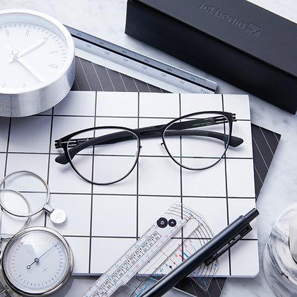 Eyeglasses IC! BERLIN : Bang N. - Black
