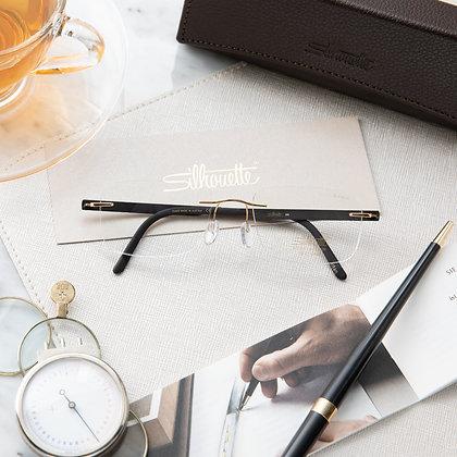 กรอบแว่นสายตา SILHOUETTE Atelier : D806