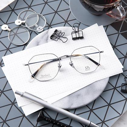 กรอบแว่นสายตา STEEL LIFE : SLS6010 - C04