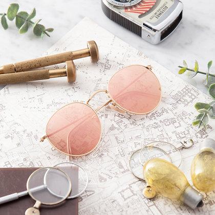 แว่นกันแดด RAYBAN : RB3447 - Gold