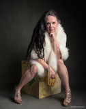 Donna Rose Mulcahy, Burlesque Performer
