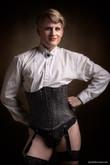 Buster Von Strapp, Burlesque Artist