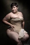 Tru Facade, Burlesque Artist