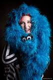Bonnie Bodacious, Burlesque Performer