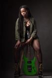 Guitar Gabby, Musician